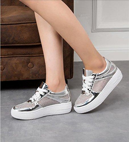 SONGYUNYANLoisirs extérieurs muffin fin des femmes de Lok Fu chaussures/mode chaussures 1