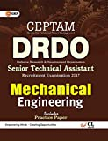 DRDO (CEPTAM) Senior Technical Assistant Mechanical Engineering 2017