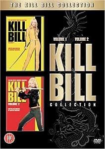 Kill Bill 1 and 2 (Box Set) [DVD]