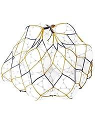 Tremblay - Filet 20 ballons - Filet ballons - Jaune - Taille Unique