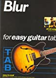 Partition : Blur For Easy Guitar Tab