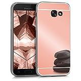 kwmobile Spiegel Hülle für Samsung Galaxy A5 (2017) TPU