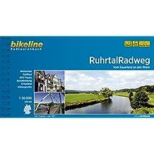 Ruhrtal Radweg: Vom Sauerland an den Rhein 1:50.000, 234 km. GPS-Tracks-Download, wetterfest/reißfest (Bikeline Radtourenbücher)