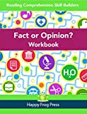 #9: Fact or Opinion: Reading Comprehension Skill Builders