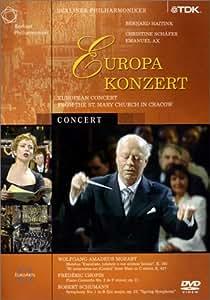 European Concert Cracow 1999 [Import anglais] [Import anglais]