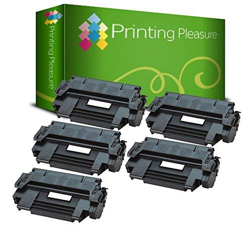 Printing Pleasure 5 Toner kompatibel zu 92298A 98A für HP Laserjet 5 5M 5N 5SE 4 4M 4M+ 4+ 4MX - Schwarz, Hohe Kapazität
