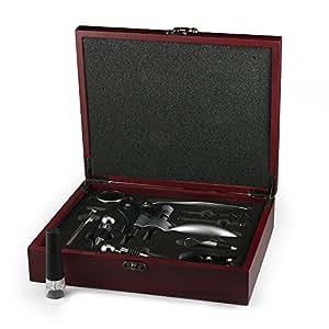 Tenyear 9-Piece Stainless Steel Wine Opener Kit Bottle ...