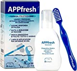 APPfresh Detergente liquido per apparecchi ortodontici e protesi mobili