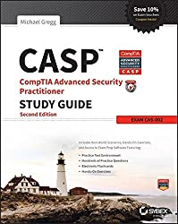 CASP CompTIA Advanced Security Practitioner Study Guide: Exam CAS-002 by Michael Gregg (2014-10-27)