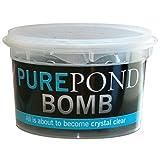 Evolution Aqua Pure Pond Bomb Traitement nettoyant pour étang