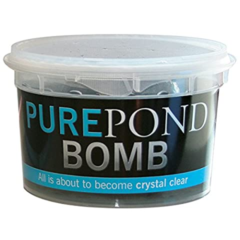 Evolution Aqua Pure Pond Bomb Traitement nettoyant pour