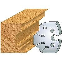 236: Juego de 2 barras de pan ht 50 mm, para herramientas entr'plot eje 24 mm