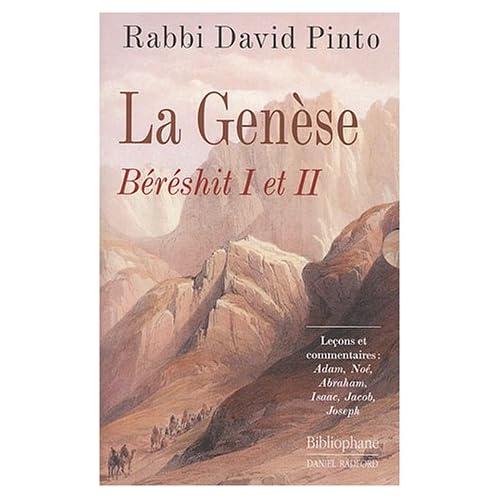 Coffret Genèse - Béréchit, tomes 1 et 2