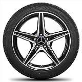 18 Zoll Mercedes C43 AMG C450 AMG W205 Felgen Winterreifen Winterräder 7 mm