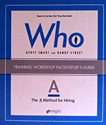 Who Training Workshop Facilitator's Guide by G H SMART & Co. (2012-05-03)