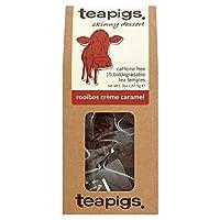 Teapigs Rooibos Creme Caramel 15 par paquet