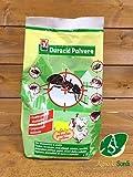 VEBI DURACID 1KG Insetticida in polvere per pulci e zecche pidocchio pollino elevato potere abbattente lungamente residuale contro formiche, zecche, zanzare, scarafaggi, cimici, acari della polvere