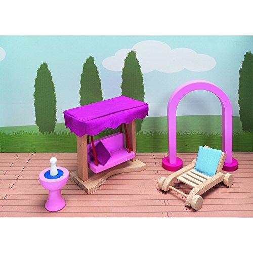 Mobili per castello, mobili da giardino