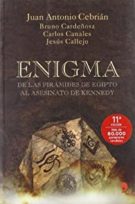 Enigma par Juan Antonio Cebrián