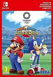 Mario & Sonic en los Juegos Olímpicos: Tokio 2020 Standard | Nintendo Switch - Código de desc