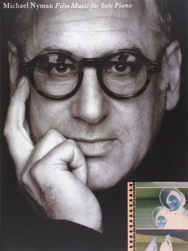Michael Nyman Film Music for Solo Piano by Michael Nyman (1998-03-01)