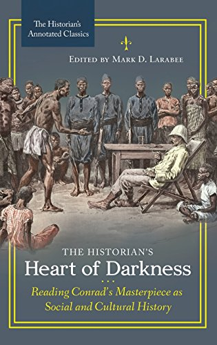 futility of european presence in heart of darkness Essay on joseph conrad's heart of darkness the company is a civilized presence convey a sense futility to any action undertaken since anything that is.