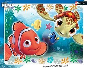 Nathan - Puzzle Buscando A Nemo Nemo de 35 piezas (37.3x29.3 cm) (Ravensburger 86106)