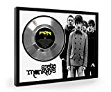 Arctic Monkeys Brianstorm Framed Silber Schallplatte Display Vinyl (C1)