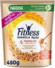 Nestl© Fitness Granola Honey Cereal Bag 450g