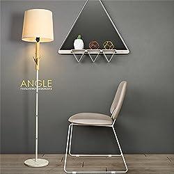 Lámparas de pie Madera Creativa lámpara Moderna escandinava mesita de Noche Dormitorio del Estudio lámpara de Piso de la Sala para la Lectura