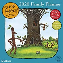 2020 Stick Man Family Planner