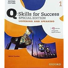 كيو: كتاب مهارات النجاح 1 - اصدار خاص