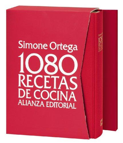 1080 recetas (Estuche+Agenda) (Libros Singulares (Ls)) por Simone Ortega