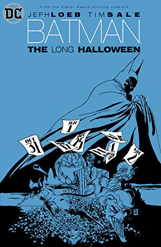 Batman: The Long Halloween (English Edition) (Halloween Shop Dc)