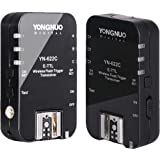 Yongnuo YN-622C Wireless TTL Flash Trigger for Canon 7D 5DII 5DIII 1DIV 1DIII 5D with WINGONEER diffusor