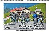 Faszination Zweirad - Impressionen vom Ötztaler Moped Marathon (Wandkalender 2019 DIN A2 quer): Tollkühne Piloten und tapfere Mopeds (Monatskalender, 14 Seiten ) (CALVENDO Mobilitaet)