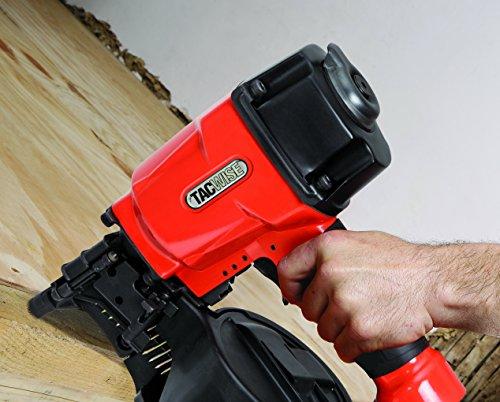 Tacwise HCN83P Cloueur pneumatique à rouleau pour Clous 38-83 mm