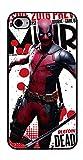 Coque Iphone 4 / 4s Deadpool Héros Comics marvel hero hard case ComicsREF11578