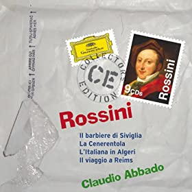 Rossini: L'italiana in Algeri / Act 2 - Amiche, andate a dire all'italiana