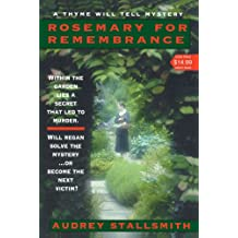 Rosemary for Remembrance (A Thyme Will Tell Mystery) (Thyme Will Tell Mysteries, Band 1)