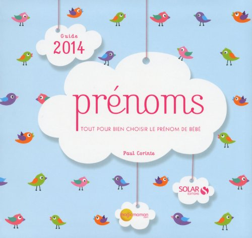 Guide des prénoms 2014