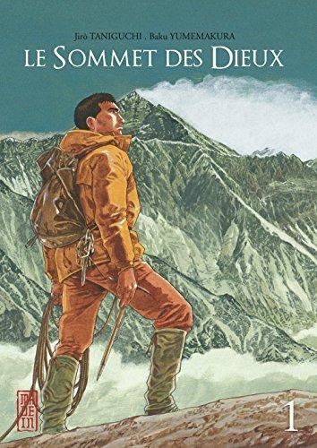 Le sommet des dieux, Tome 1 : par Jiro Taniguchi, Yumemakura Baku
