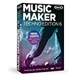 Magix Music Maker Techno Edition 6 [import allemand]