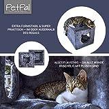 PetPäl Katzenhöhle für Regal