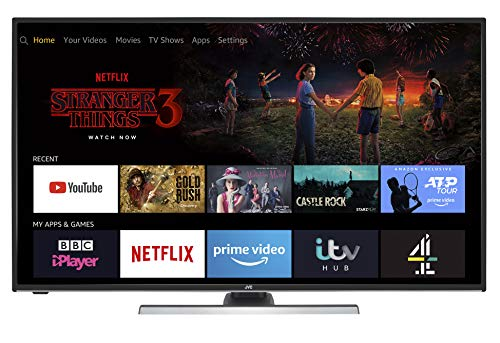 JVC Fire TV Edition 40'' Smart 4...