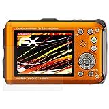 atFoliX Folie für Panasonic Lumix DMC-FT4 Displayschutzfolie - 3 x FX-Antireflex-HD hochauflösende entspiegelnde Schutzfolie
