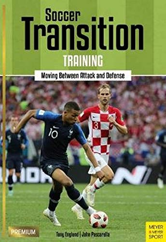 Soccer Transition Training: Moving Between Attack and Defence