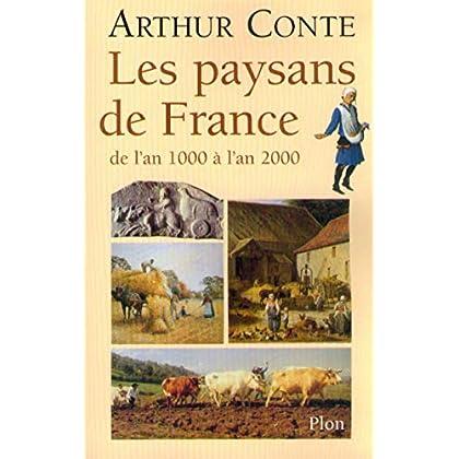 Les Paysans de France de l'an 1000 à l'an 2000
