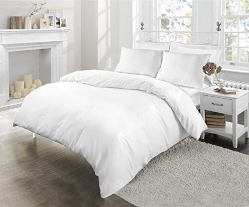 non-iron-180tc-percale-duvet-cover-set-by-sleepbeyond-double-white