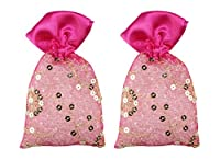 Miracle Perfume Potli. Set of 2 Pieces. Cologne Fragrance. Car Air Freshener. 12 Months Perfume